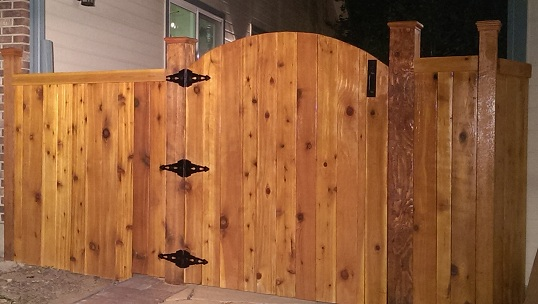 Custom Gate - Fort Lupton