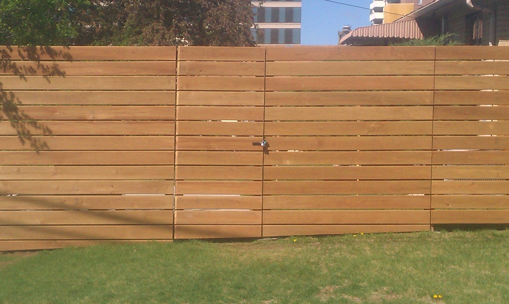 Plans to build horizontal fence design plans pdf plans Fence planner